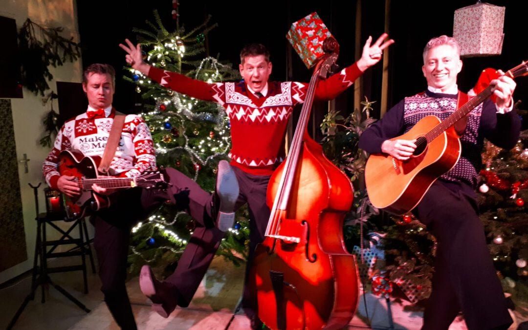 Kerstshow van De Gasten